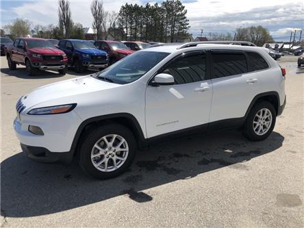 2018 Jeep Cherokee North (Stk: 91207A) in Miramichi - Image 1 of 12