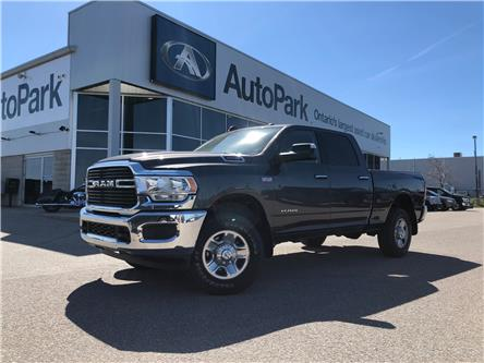 2019 RAM 3500 Big Horn (Stk: 19-84670RJB ) in Barrie - Image 1 of 25