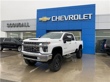 2020 Chevrolet Silverado 3500HD LTZ (Stk: 207758) in Fort MacLeod - Image 1 of 18