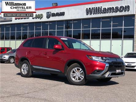 2019 Mitsubishi Outlander ES (Stk: W6074) in Uxbridge - Image 1 of 27