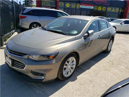 2018 Chevrolet Malibu LT (Stk: 222355) in Toronto - Image 1 of 13