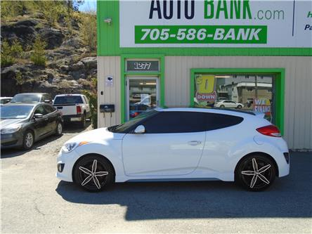 2016 Hyundai Veloster Turbo (Stk: ) in Sudbury - Image 1 of 5