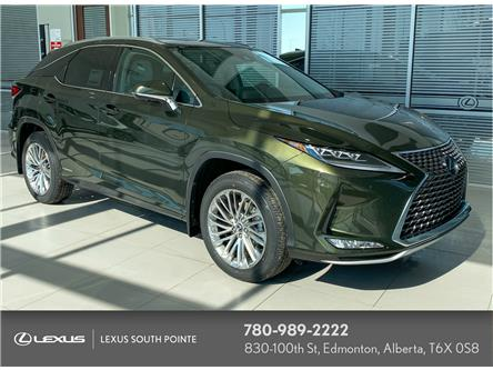 2020 Lexus RX 450h Base (Stk: LL00582) in Edmonton - Image 1 of 18