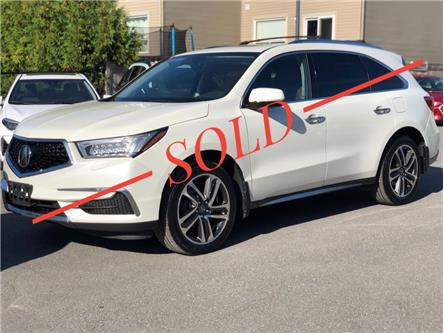 2017 Acura MDX Navigation Package (Stk: 20017) in Rockland - Image 1 of 24