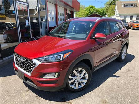 2019 Hyundai Tucson Preferred (Stk: ) in Ottawa - Image 1 of 12