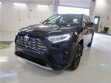 2020 Toyota RAV4 Hybrid XLE (Stk: 209155) in Moose Jaw - Image 1 of 34