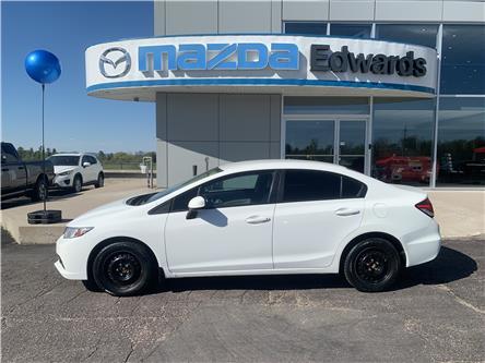 2013 Honda Civic LX (Stk: 22244) in Pembroke - Image 1 of 9