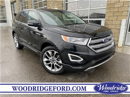 2016 Ford Edge Titanium (Stk: K-612D) in Calgary - Image 1 of 22