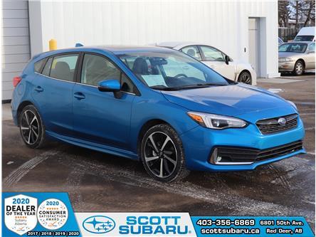 2020 Subaru Impreza Sport-tech (Stk: 706499) in Red Deer - Image 1 of 30