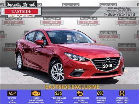 2016 Mazda Mazda3 GS (Stk: 289709B) in Markham - Image 1 of 24