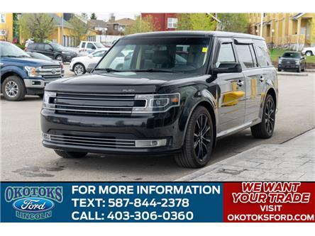 2017 Ford Flex Limited (Stk: B81636) in Okotoks - Image 1 of 26
