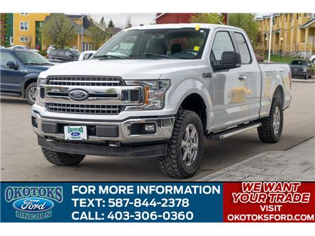 2018 Ford F-150 XLT (Stk: KK-1129A) in Okotoks - Image 1 of 24
