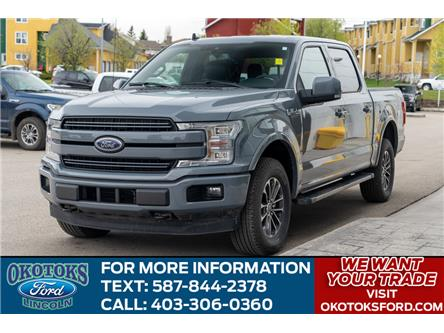 2019 Ford F-150 Lariat (Stk: T85879) in Okotoks - Image 1 of 24