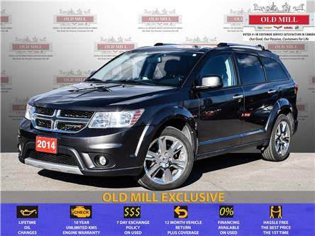2014 Dodge Journey  (Stk: 125228U) in Toronto - Image 1 of 27