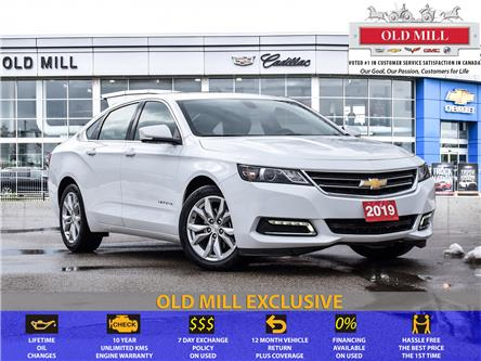 2019 Chevrolet Impala 1LT (Stk: 127965U) in Toronto - Image 1 of 23
