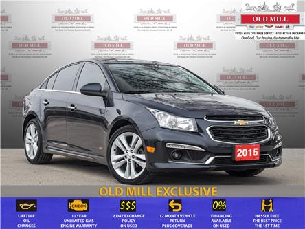 2015 Chevrolet Cruze LTZ (Stk: 217829U) in Toronto - Image 1 of 21