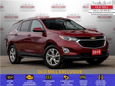 2019 Chevrolet Equinox LT (Stk: 242044U) in Toronto - Image 1 of 22