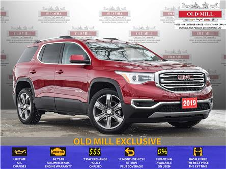 2019 GMC Acadia SLT-2 (Stk: 280491U) in Toronto - Image 1 of 21