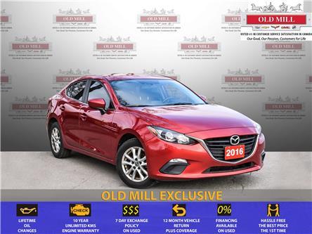 2016 Mazda Mazda3 GS (Stk: 282742U) in Toronto - Image 1 of 25