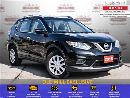 2015 Nissan Rogue  (Stk: 826242U) in Toronto - Image 1 of 24