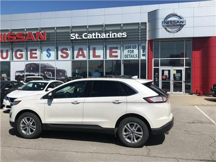 2016 Ford Edge SEL (Stk: RG20005A) in St. Catharines - Image 1 of 7