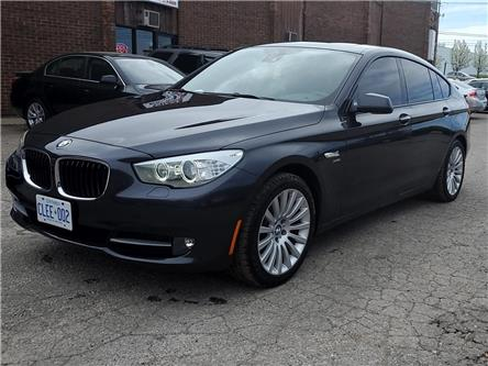 2011 BMW 535i xDrive Gran Turismo (Stk: B338281) in Kitchener - Image 1 of 30