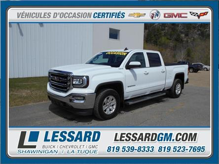 2018 GMC Sierra 1500 SLE (Stk: 19-871AL) in Shawinigan - Image 1 of 30