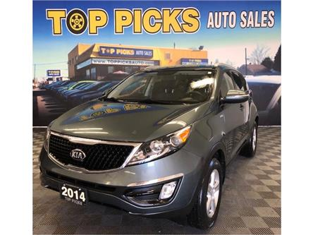 2014 Kia Sportage LX (Stk: 581461) in NORTH BAY - Image 1 of 25