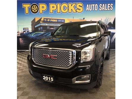 2015 GMC Yukon Denali (Stk: 189144) in NORTH BAY - Image 1 of 26