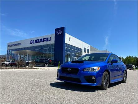 2017 Subaru WRX  (Stk: LP0382) in RICHMOND HILL - Image 1 of 16