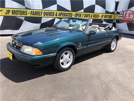 1990 Ford Mustang LX, Automatic, Convertible, 180,000km (Stk: 47848) in Burlington - Image 1 of 20