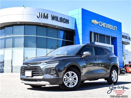 2020 Chevrolet Blazer LT (Stk: 2020234) in Orillia - Image 1 of 24
