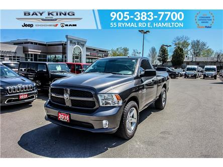 2016 RAM 1500 ST (Stk: 197617B) in Hamilton - Image 1 of 16