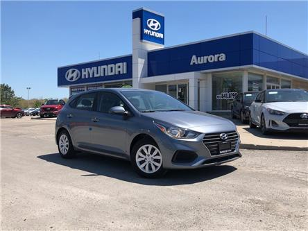 2020 Hyundai Accent  (Stk: 21983) in Aurora - Image 1 of 15