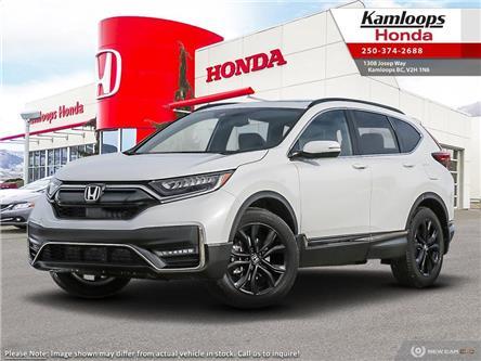 2020 Honda CR-V Black Edition (Stk: N14935) in Kamloops - Image 1 of 23