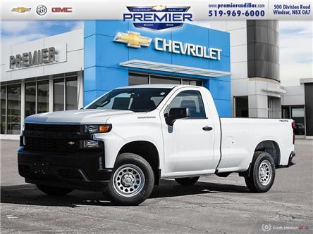 2020 Chevrolet Silverado 1500 Work Truck (Stk: 200096) in Windsor - Image 1 of 25