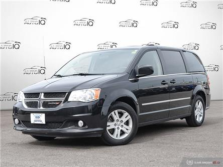2017 Dodge Grand Caravan Crew (Stk: 6471R) in Barrie - Image 1 of 27