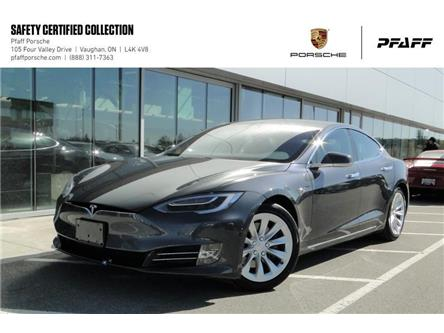 2018 Tesla Model S 75D (Stk: U8614) in Vaughan - Image 1 of 20