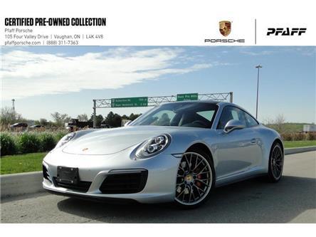 2017 Porsche 911 Carrera 4S Coupe PDK (Stk: U8621) in Vaughan - Image 1 of 21
