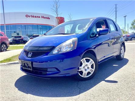 2013 Honda Fit LX (Stk: 200159A) in Orléans - Image 1 of 21