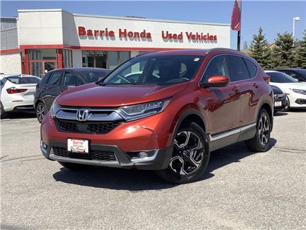 2017 Honda CR-V Touring (Stk: U17466) in Barrie - Image 1 of 26