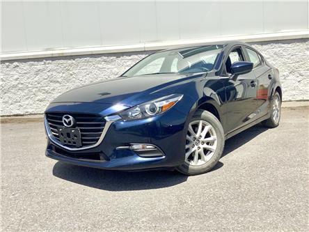 2018 Mazda Mazda3 GS (Stk: U3416A) in Ottawa - Image 1 of 22