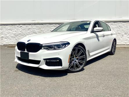 2018 BMW 540i xDrive (Stk: U3451) in Ottawa - Image 1 of 23