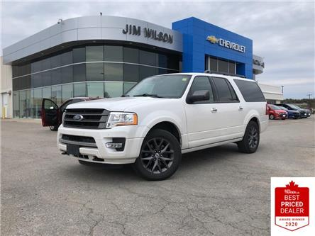2017 Ford Expedition Max Limited (Stk: 2020366A) in Orillia - Image 1 of 24