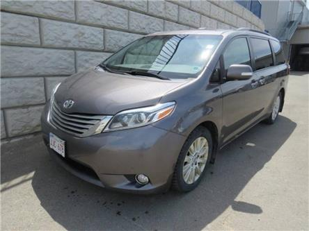 2015 Toyota Sienna  (Stk: D00799P) in Fredericton - Image 1 of 4