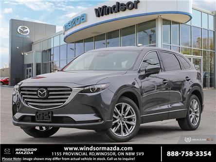 2019 Mazda CX-9 GS-L (Stk: C97556) in Windsor - Image 1 of 23