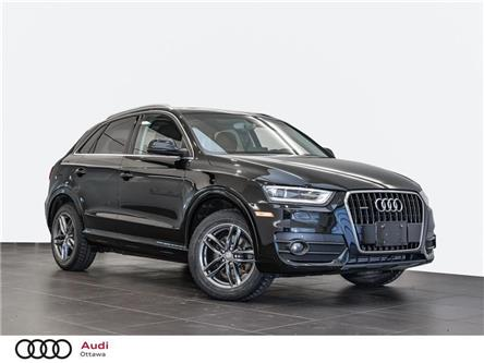 2015 Audi Q3 2.0T Technik (Stk: 53300A) in Ottawa - Image 1 of 22
