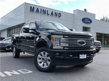 2017 Ford F-350 Platinum (Stk: 9F17112A) in Vancouver - Image 1 of 30