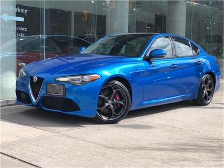 2018 Alfa Romeo Giulia ti (Stk: VWDT 4) in Toronto - Image 1 of 19