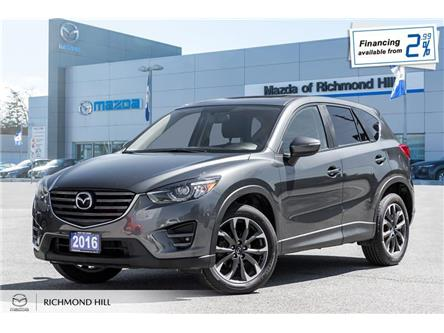 2016 Mazda CX-5 GT (Stk: 20-080A) in Richmond Hill - Image 1 of 20